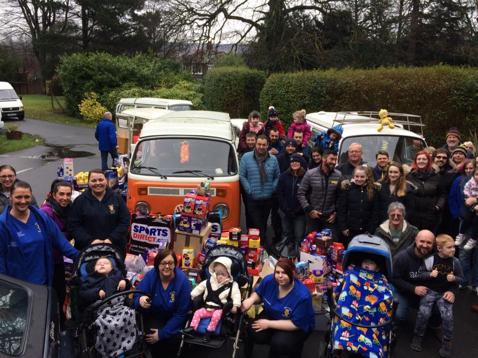 Easter Egg run to raise money for Zoes Place