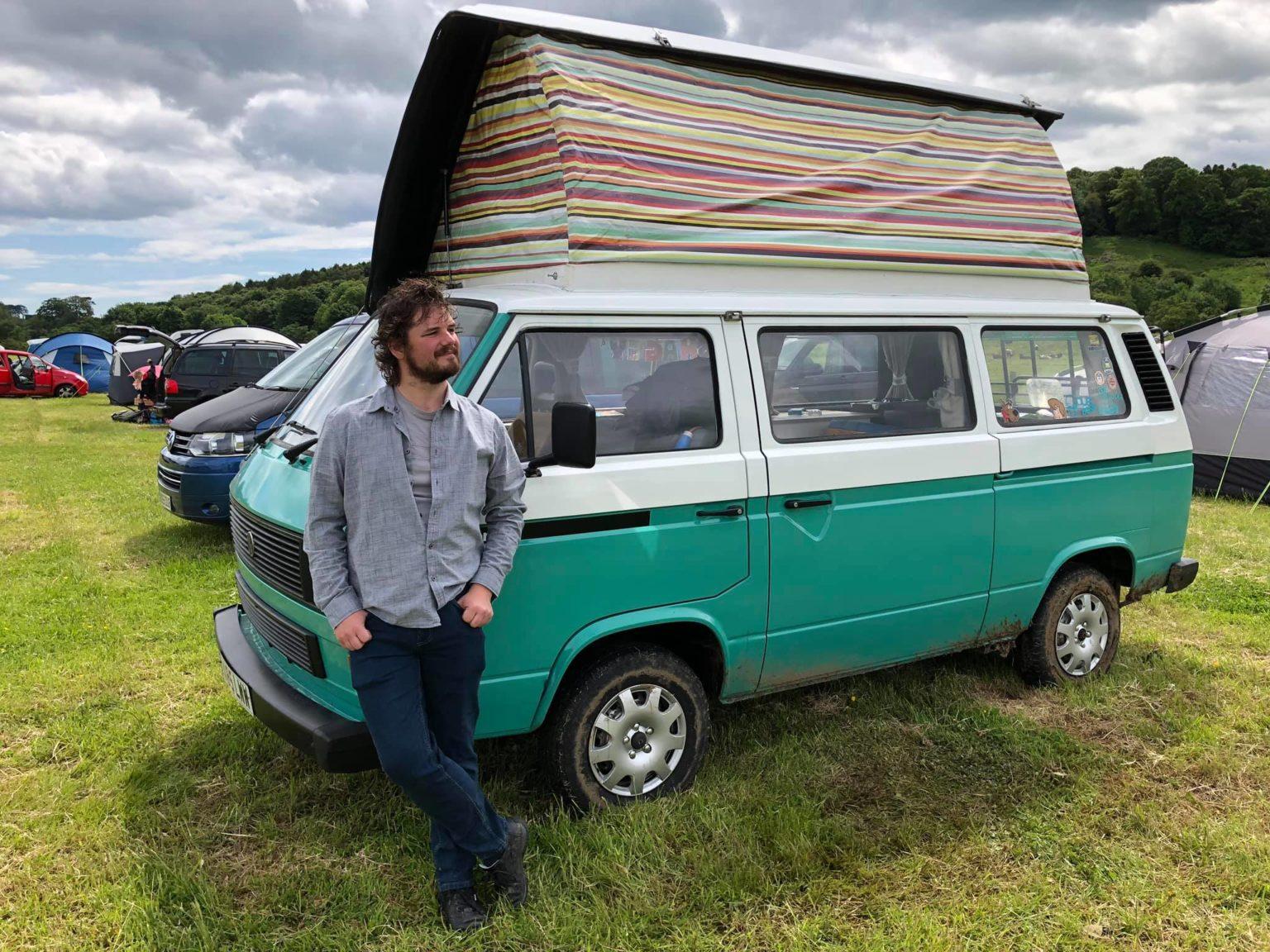 VW Bus Mighty Dub Fest